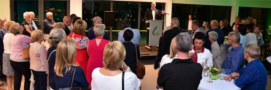 Opening Vernieuwde Sporthal Sparrendal